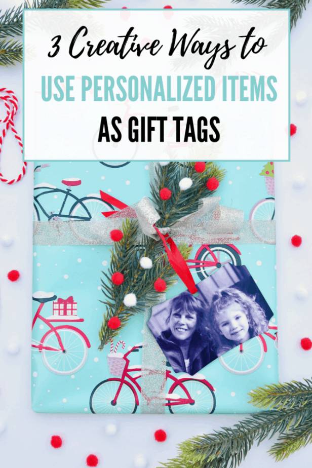 Ditch the boring gift tags -- use these creative gift tag ideas instead to personalize your holiday gifts!