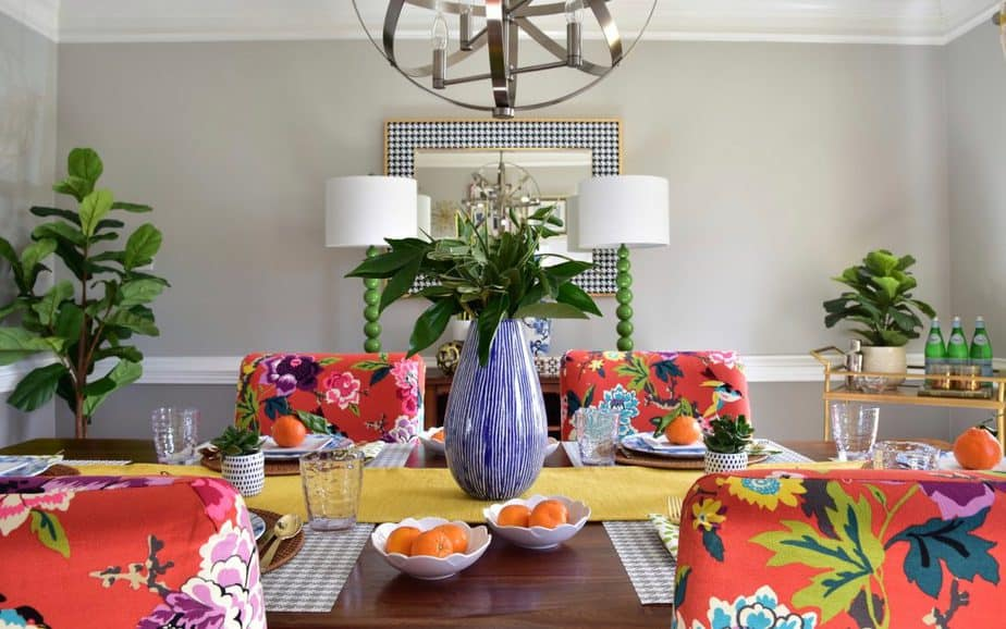 5 Easy & Colorful Spring Decorating Ideas